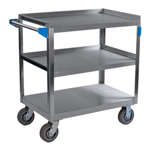 carlisle uc7032133 utility cart kitchen equipment
