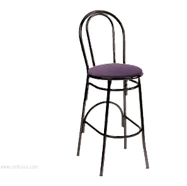 Carroll Chair 3 106 Gr6 Cabaret Dining Cafe Barstool At