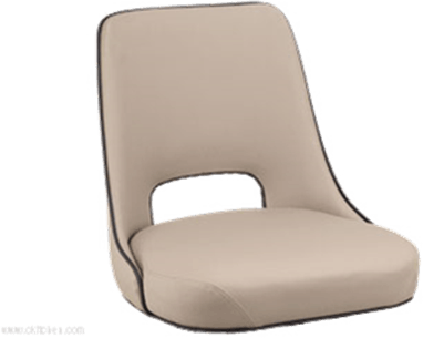 Carroll Chair C S424 Gr6 24 Replacement Bar Stool Seat At