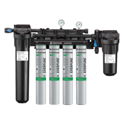 Everpure ev943711 high flow csr quad mc2 system for Everpure water filter system reviews