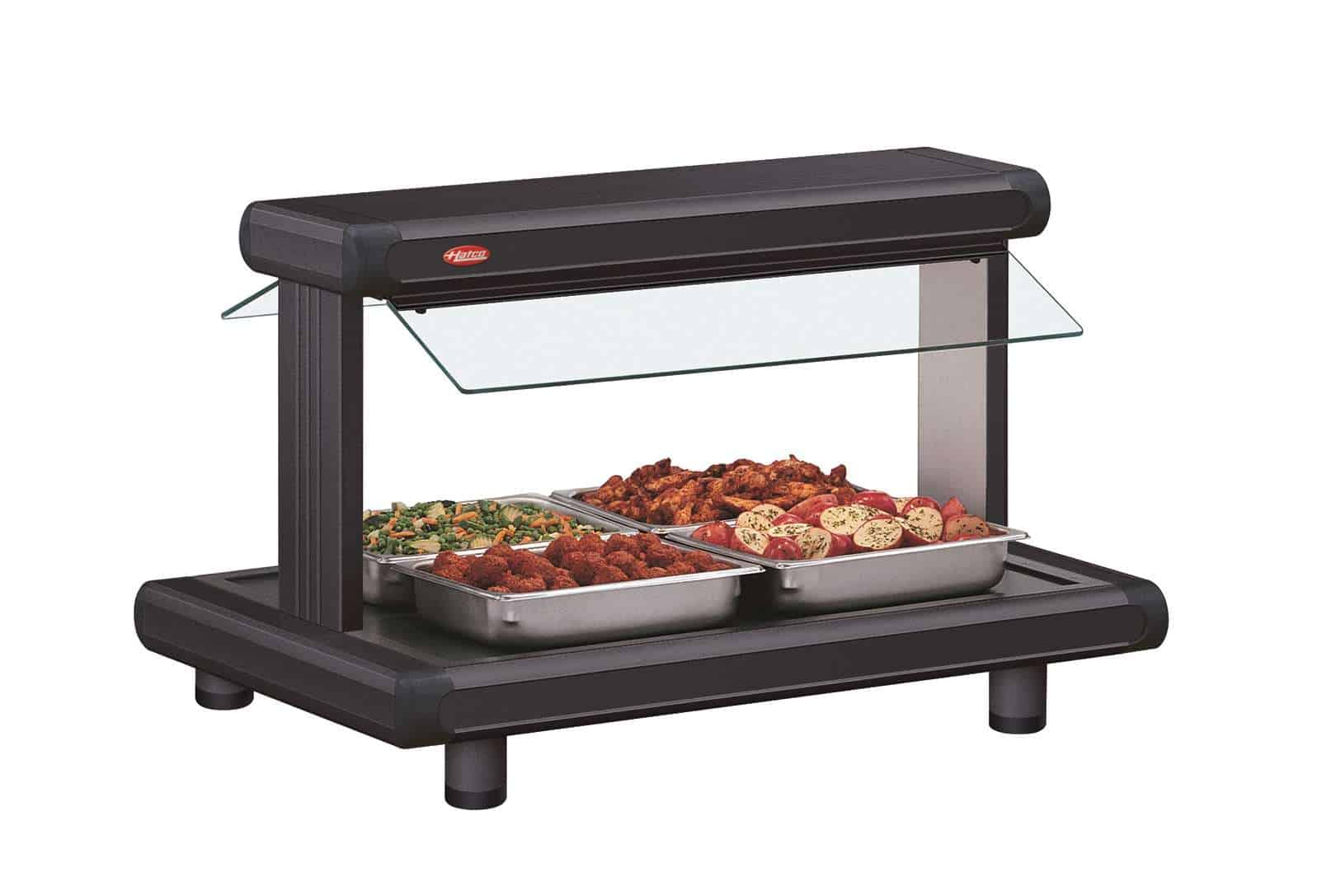 Small Commercial Food Warmer ~ Hatco gr bw glo ray buffet warmer ckitchen