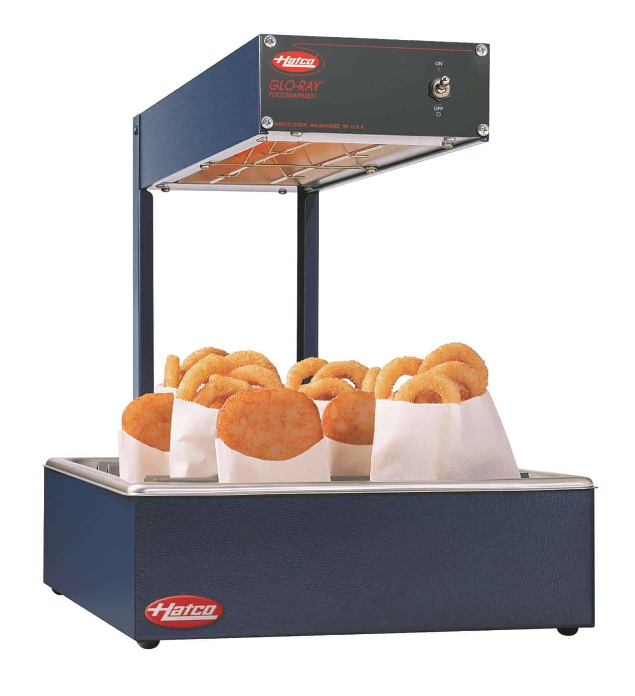 Small Commercial Food Warmer ~ Hatco grff glo ray portable foodwarmer ckitchen