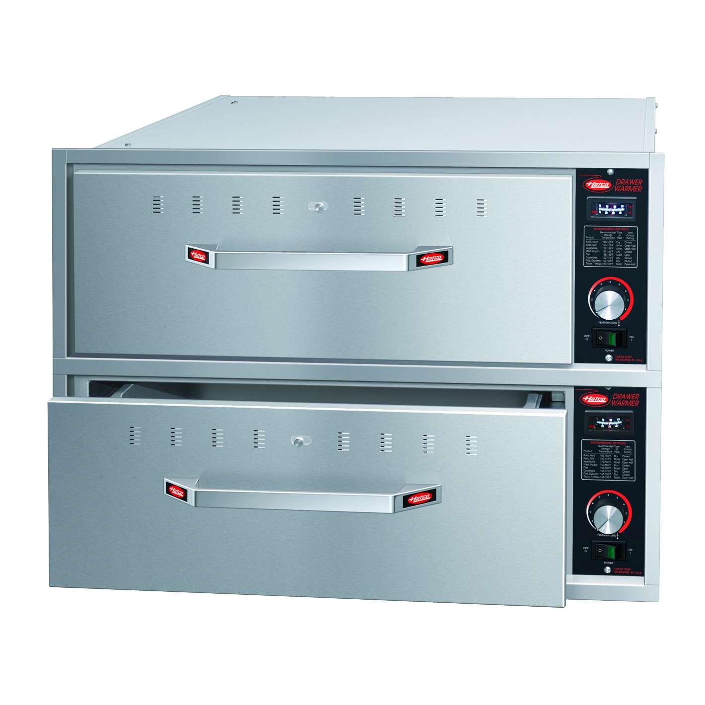 Hatco hdw 2bn warming drawer unit kitchen equipment for 800 kitchen drawer unit