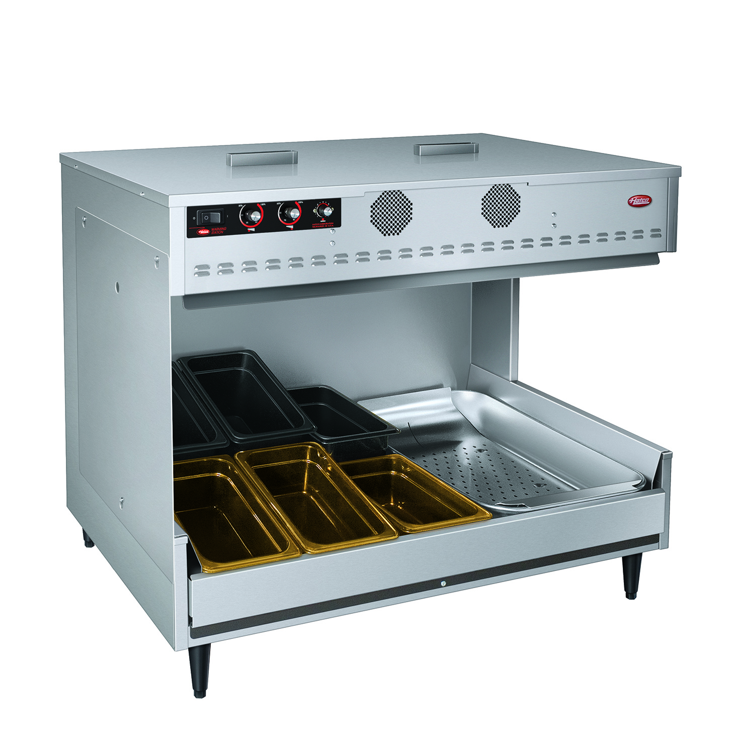 Small Commercial Food Warmer ~ Hatco mpws multi product warming station ckitchen