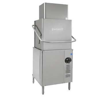 Hobart am15vl 2 ventless door type dishwasher for Kitchen designs hobart
