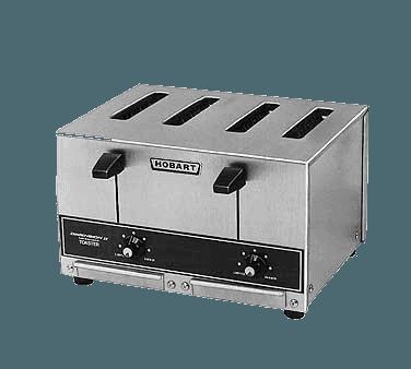 Hobart et27 5 toaster kitchen equipment for Kitchen designs hobart