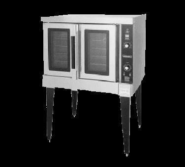 Hobart hec502 480v convection oven at ckitchen for Kitchen designs hobart