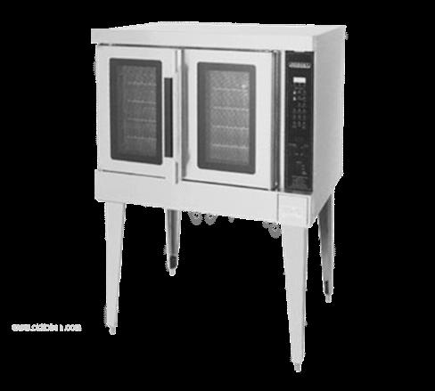 Hobart hec5x buildup convection oven hec5x buildup hobart for Kitchen designs hobart