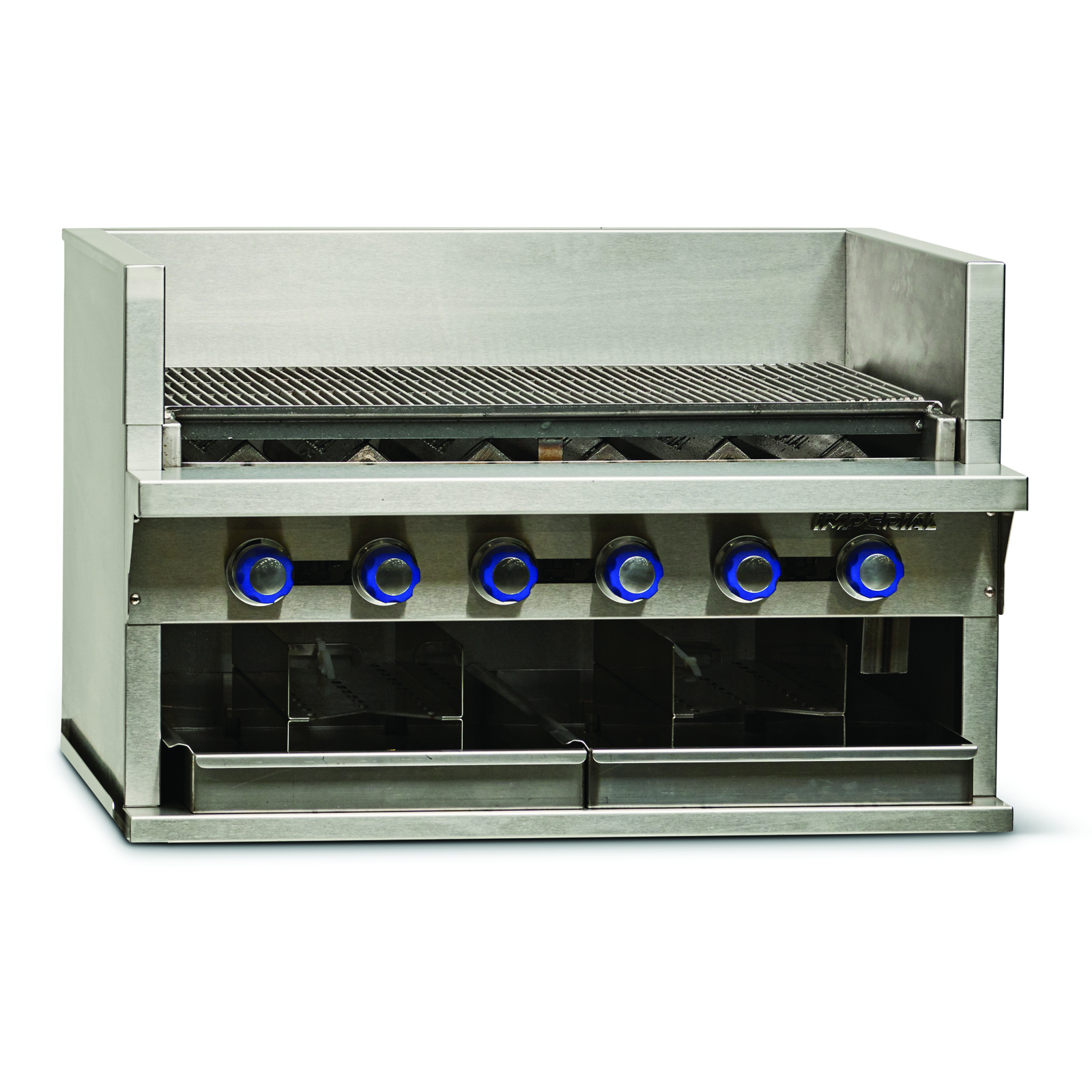 Imperial Iaba 36 Smoke Broiler 36 Inch Ckitchen Com