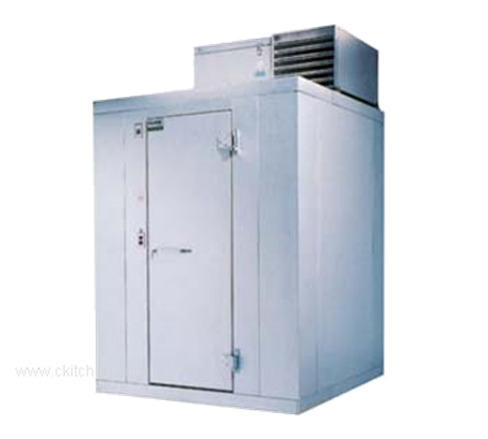 walk in freezer installation guide