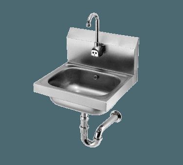 Kitchen Hand Sink : Krowne: Krowne HS-12 Hand Sink - HS-12, Krowne at www.ckitchen.com