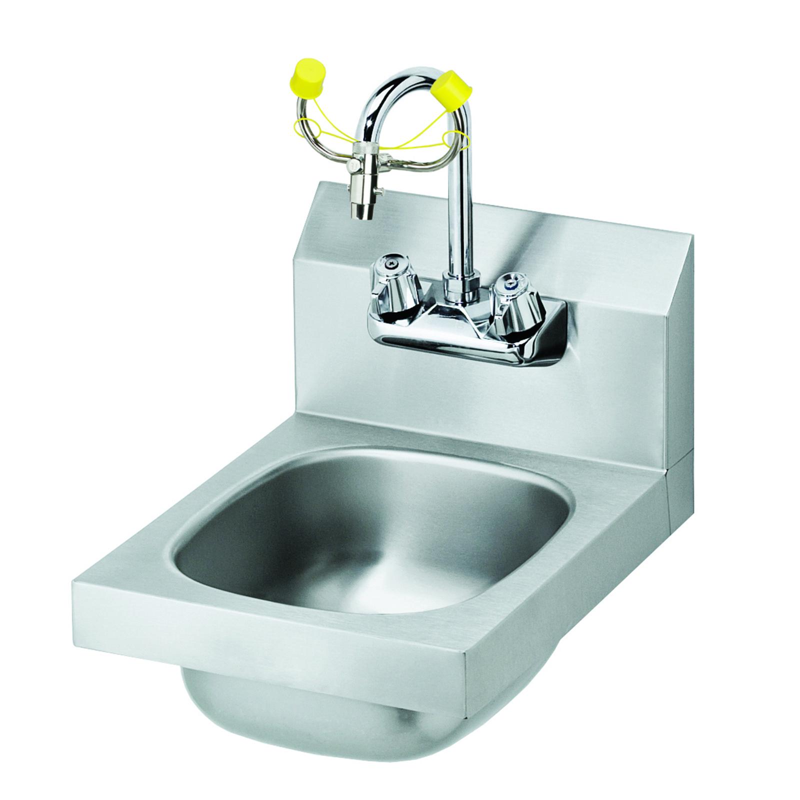 Krowne Metal Hs 35 Hand Sink Eyewash Wall Mount Ckitchen Com