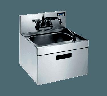 Kitchen Hand Sink : Krowne: Krowne KR18-18WST Royal 18 Series - KR18-18WST, Krowne at www ...