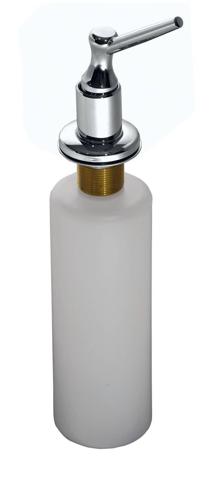 Metal Dispenser Soap Dish Toothbrush Holder Bathroom: Krowne Metal H-101 Krowne Soap Dispenser