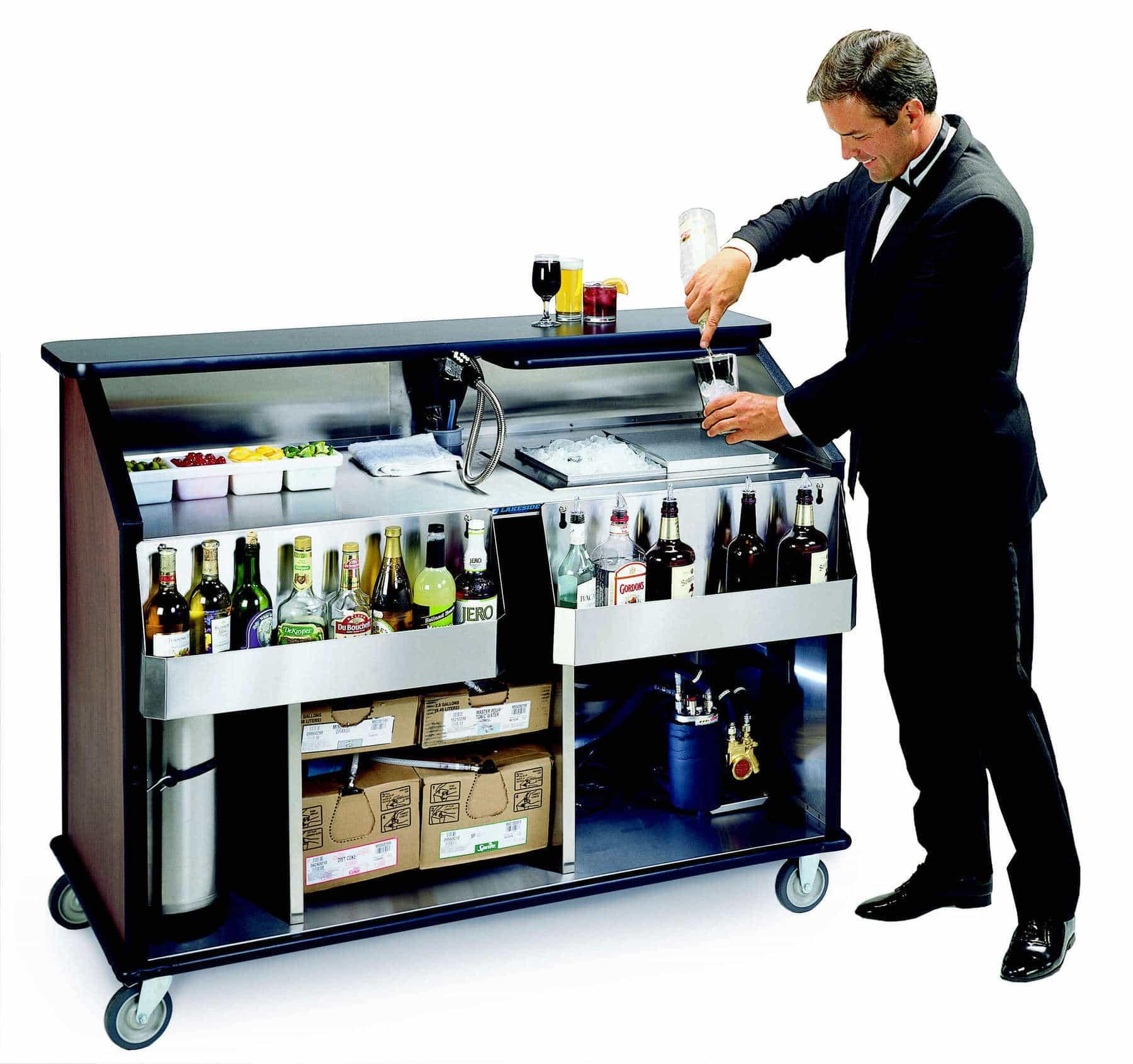 Lakeside Manufacturing 889 Portable Bar Ckitchen Com