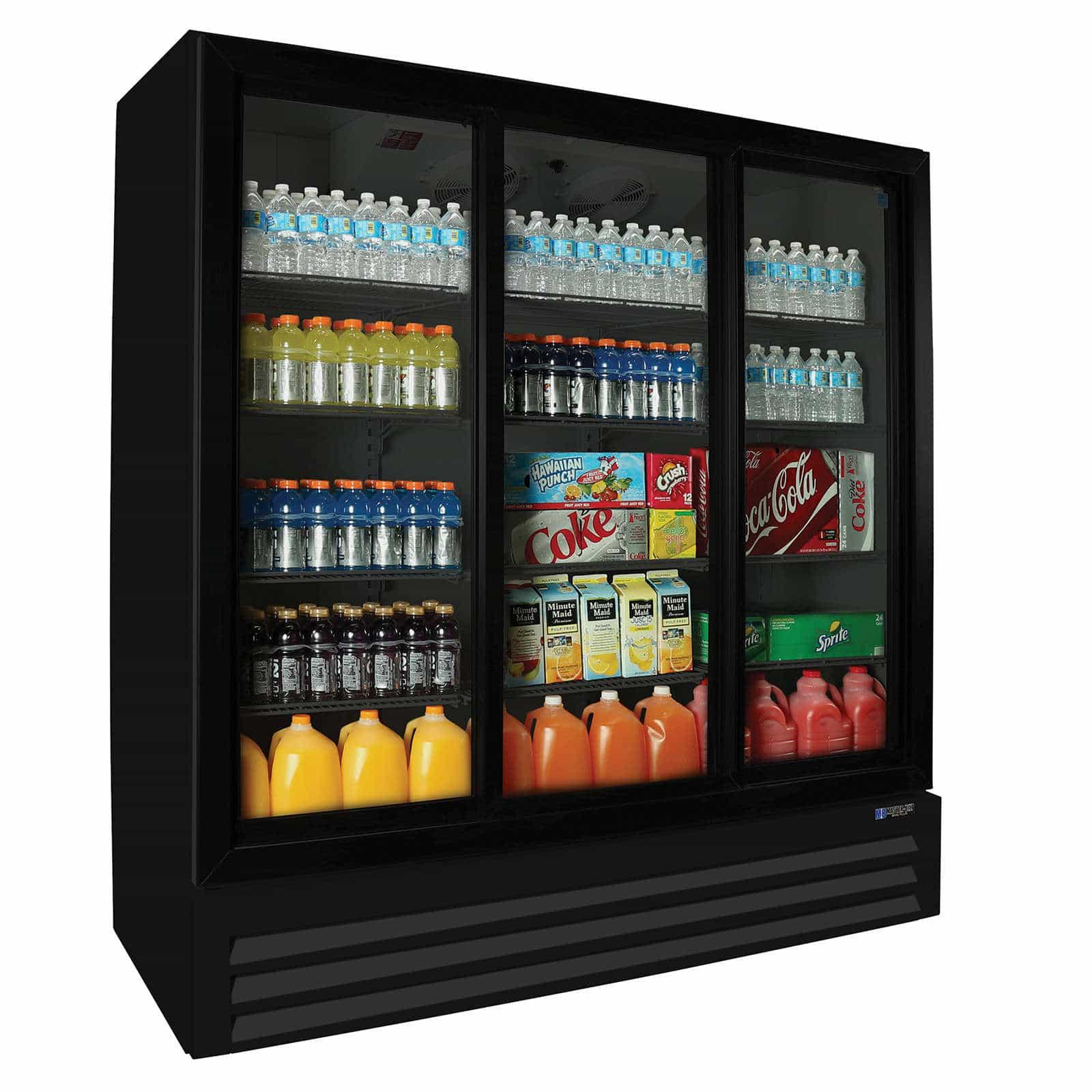 bmg 74 hgp full height swing glass door refrigerator ckitchen