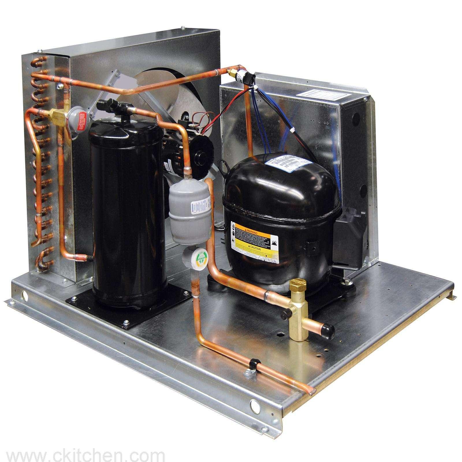 Bilt MCLZ0081B Low Temp Condensing Unit Master Bilt CKitchen.com #9D602E