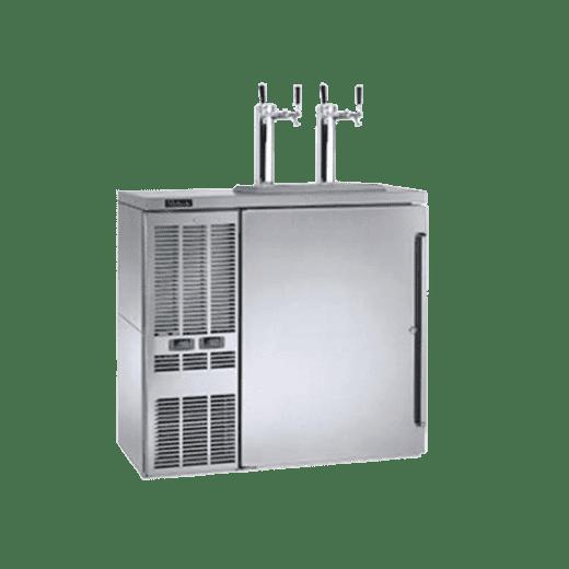 Kitchen Storage Zones: Perlick Corporation DZS36 Dual-Zone Refrigerated