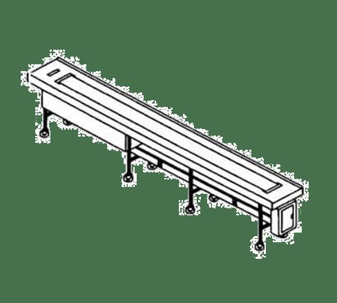 Commercial Food Equipment Conveyor Belt S S