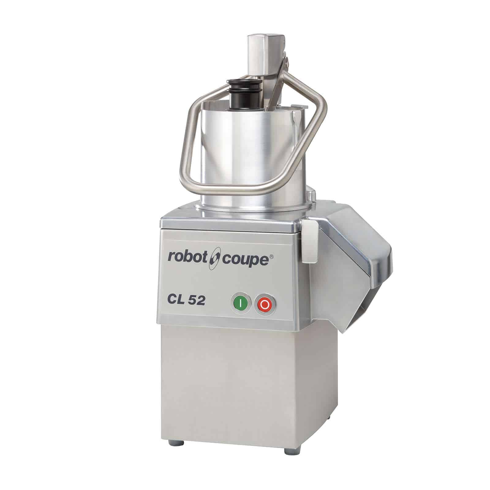 robot coupe cl52e e series commercial food processor. Black Bedroom Furniture Sets. Home Design Ideas