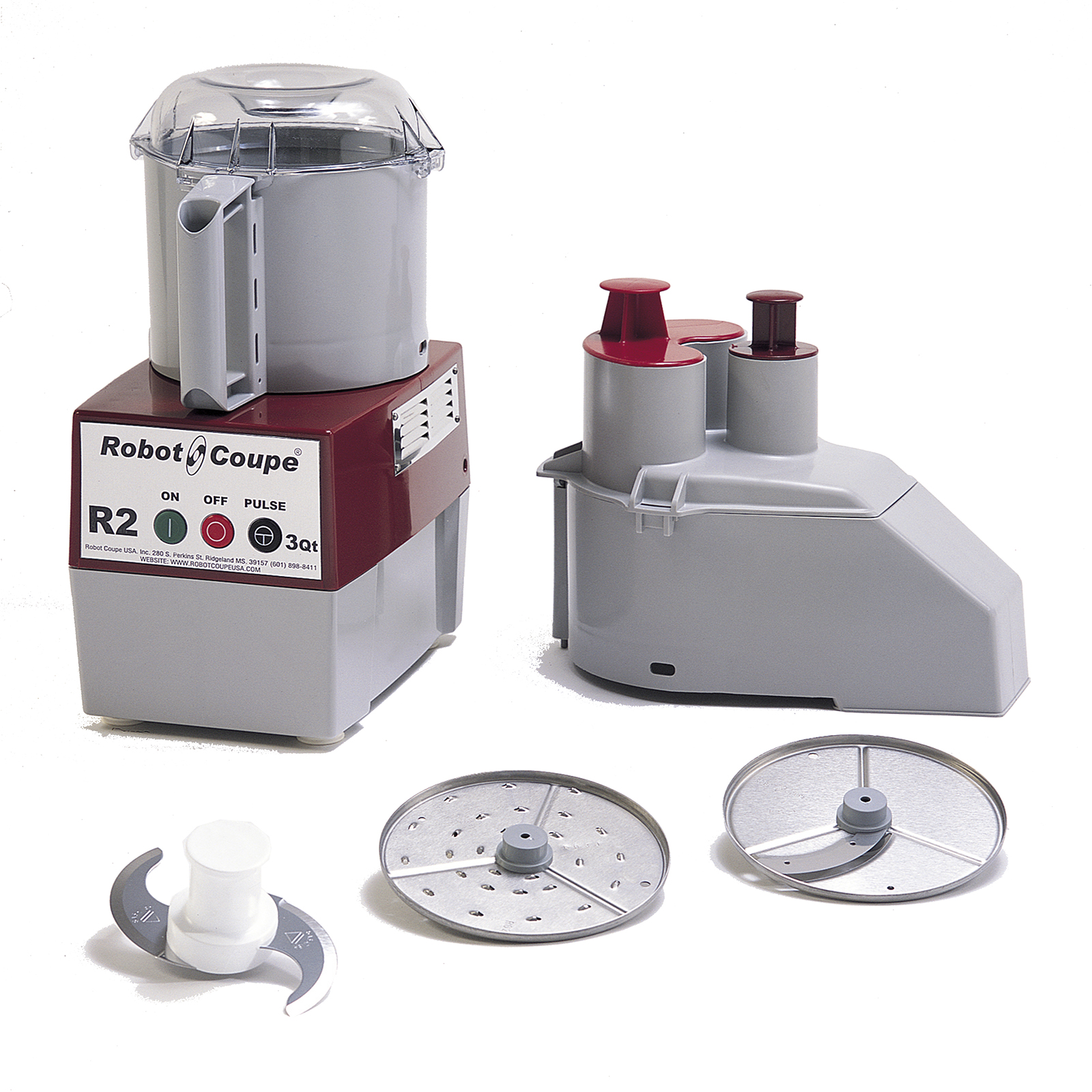 Robot Coupe R2n Commercial Food Processor Ckitchen Com