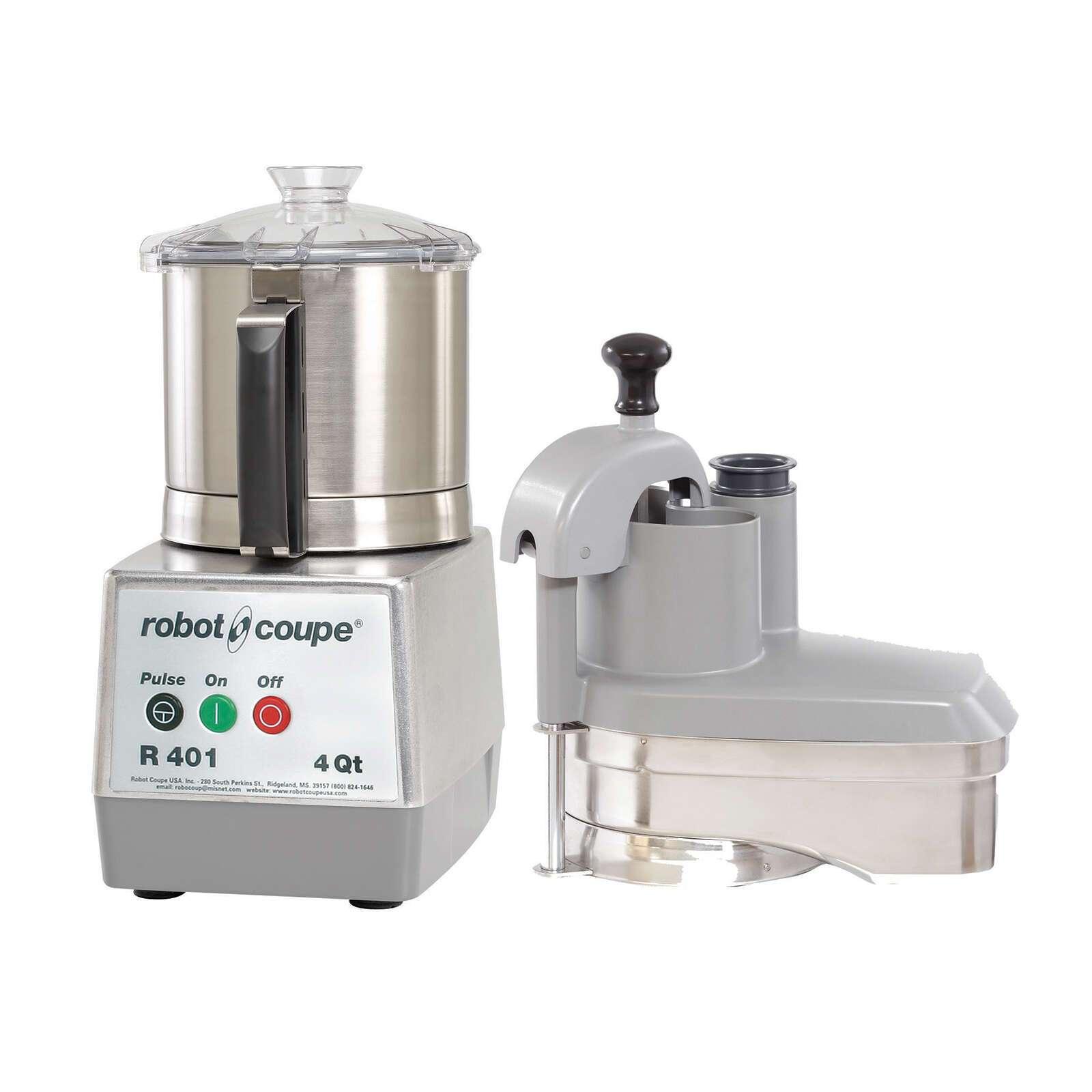 Robot coupe r401 combination food processor - Robot soupe chauffant ...