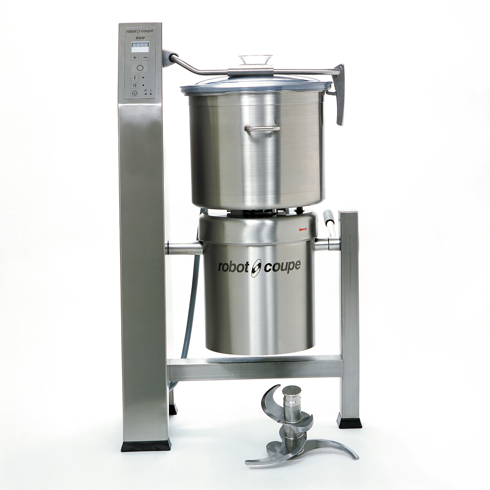 Industrial Kitchen Blender: Robot Coupe R60T Cutter/Mixer