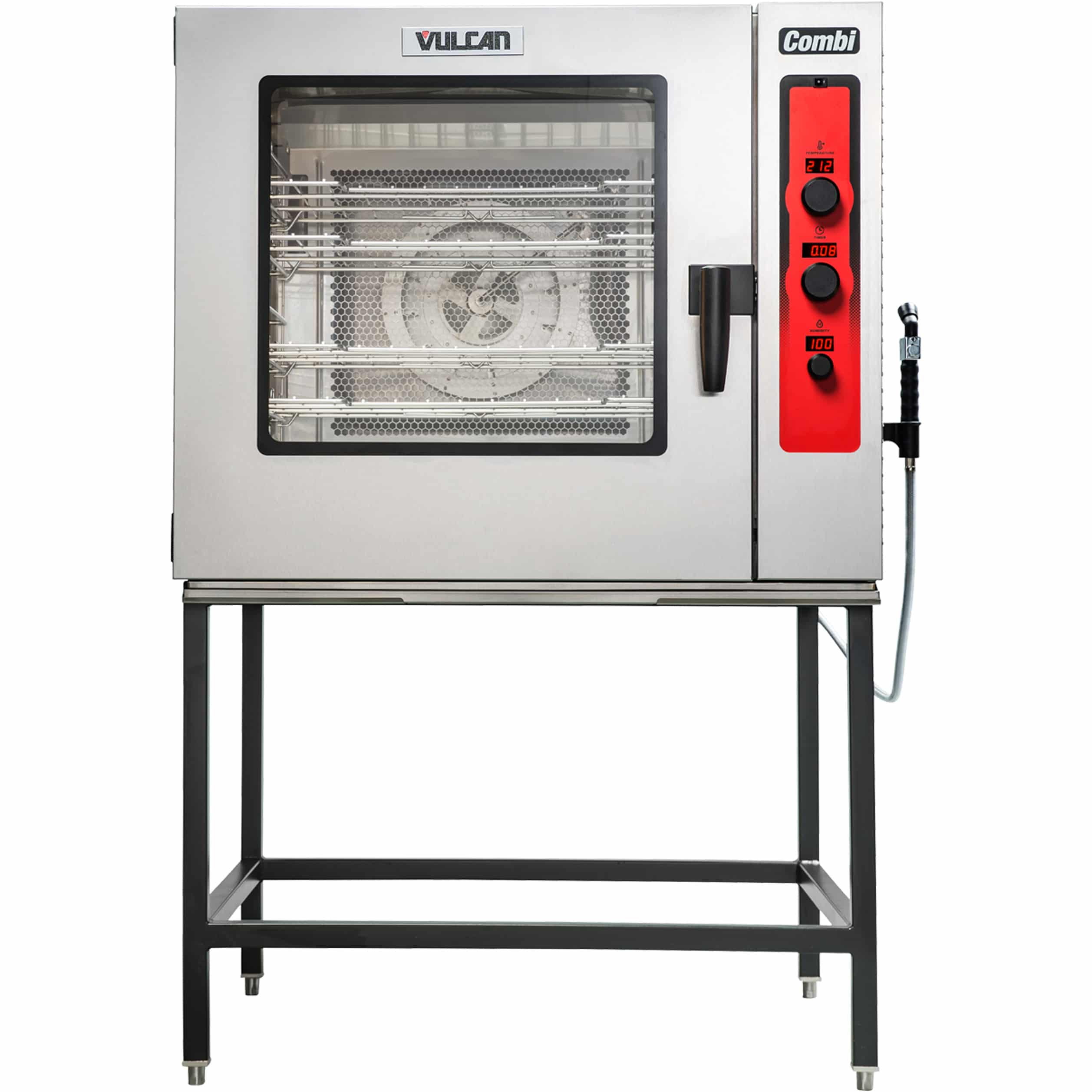 Vulcan Commercial Steamers ~ Vulcan abc e p combi oven steamer
