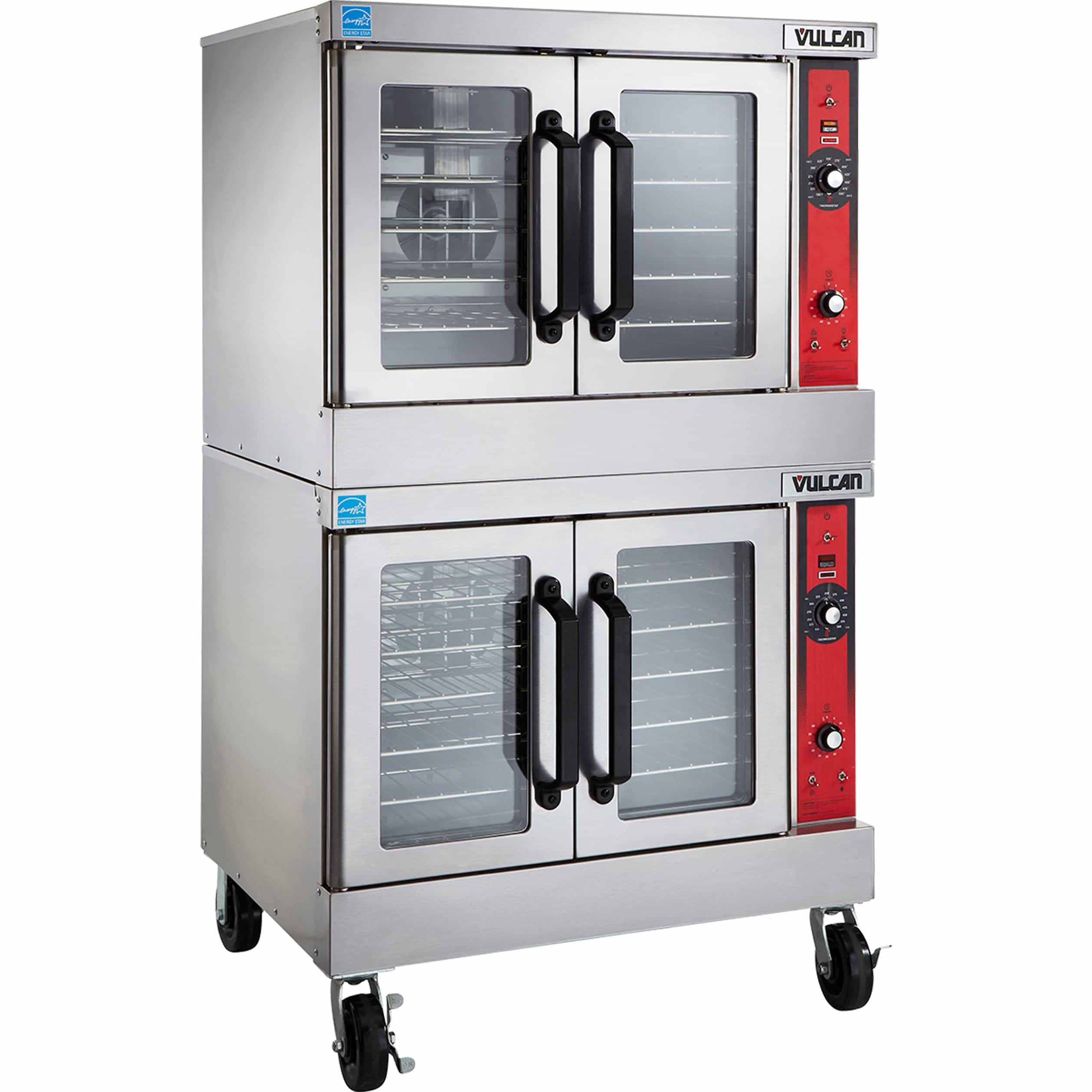 vulcan vc44ed convection oven kitchen equipment. Black Bedroom Furniture Sets. Home Design Ideas