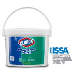 RJ Schinner 31547 Clorox Disinfecting Wipes Commercial Solutions Fresh Scent