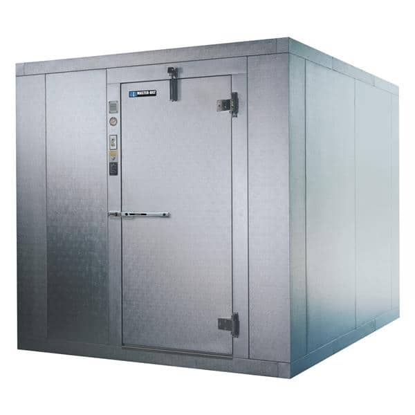 "Master-Bilt 861020EX (QUICK SHIP) Cooler/Freezer Combination Walk-In 9'-8"" x 19'-3"" x 8'-6"""