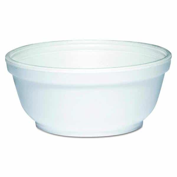 RJ Schinner 8B20 Dart Foam Bowl 8 oz