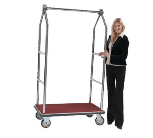 Aarco Products LC-2C Luggage Cart