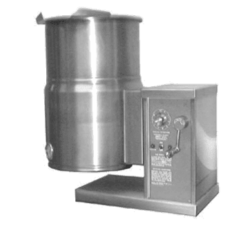 AccuTemp ACECT-10 AccuTemp Edge Series™ Tilt Kettle