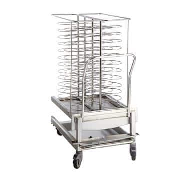 AccuTemp ARHC99-3000 Roll-In Banquet/Plate Rack
