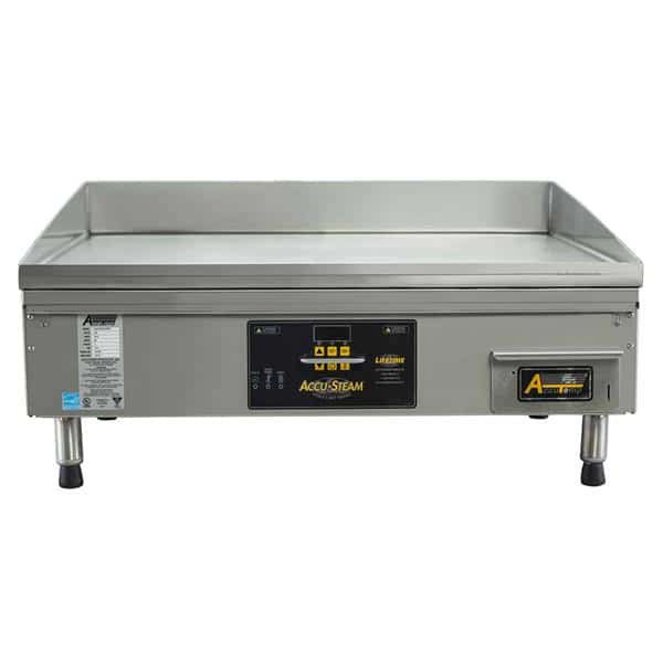 AccuTemp EGF4803A2450-T1 Accu-Steam™ Griddle
