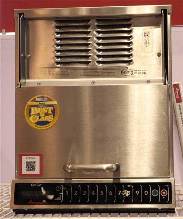 ACP AOC24 Amana Commercial Microwave Oven