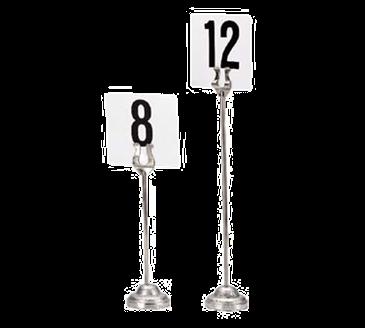 Admiral Craft Admiral Craft DCH-8 Number/Card Stand