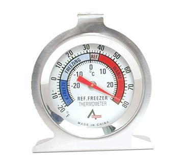 Admiral Craft Ft 2 Freezer Refrigerator Thermometer