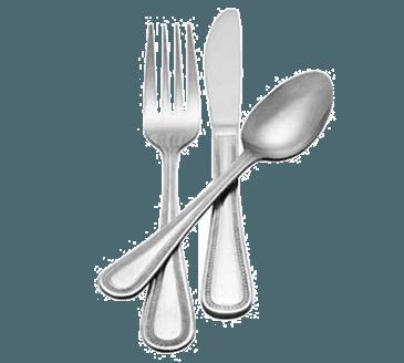Admiral Craft Admiral Craft PL-DK/B Plaza Dinner Knife