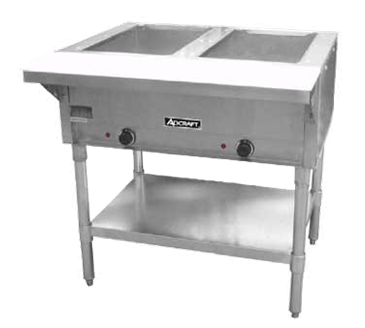 Admiral Craft Admiral Craft ST-120/2 Steam Table