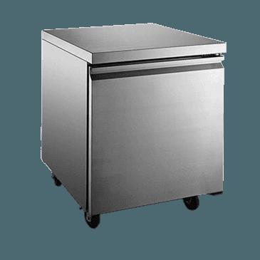 Admiral Craft Admiral Craft BDUCRF-27 Black Diamond Undercounter Refrigerator