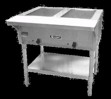 Admiral Craft ST-120/2 Steam Table