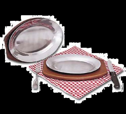 Admiral Craft SZ-10 Sizzle Steak Platter