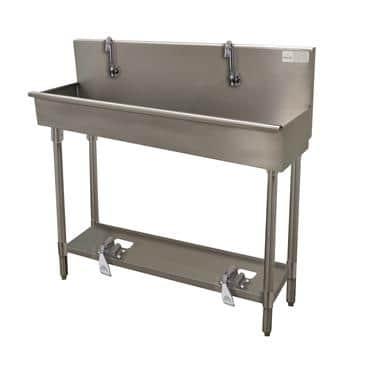 Advance Tabco 19-18-40FV Multiwash Hand Sink