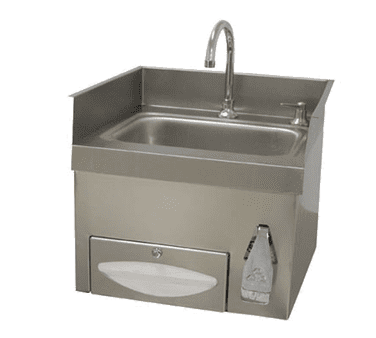 Advance Tabco 7-PS-43 Recessed Hand Sink