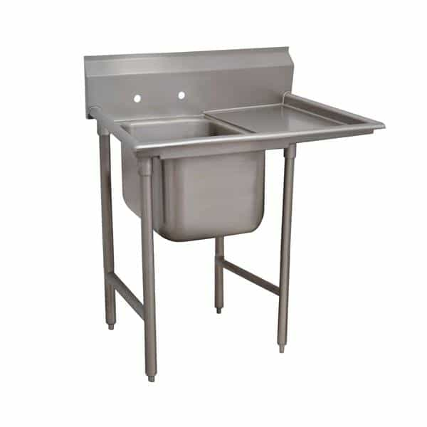 Advance Tabco 9-61-18-24R Regaline Sink