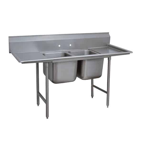 Advance Tabco 93-2-36-36RL Regaline Sink
