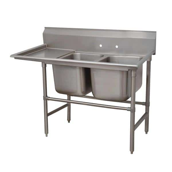 Advance Tabco 94 22 40 36L Regaline Sink