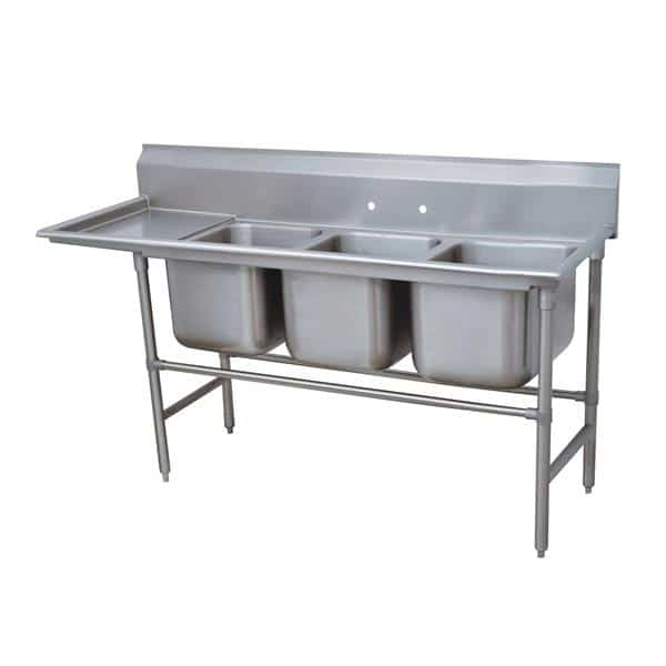 Advance Tabco 94-3-54-36L Regaline Sink
